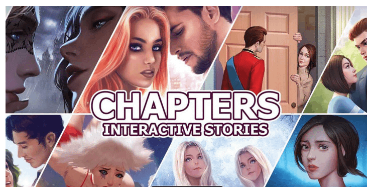 Chapters - Interactive Stories