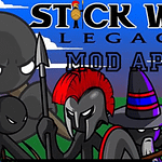 Stick War Legacy (MOD, Unlimited Money/Gems) Apk for Android Free Download