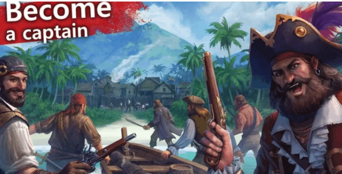 Mutiny Pirate Survival MOD APK