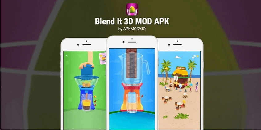 Blend It 3D