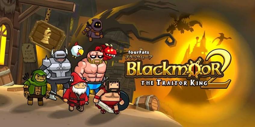 Blackmoor 2 MOD APK