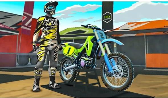 Mad Skills Motocross 3 MOD APK