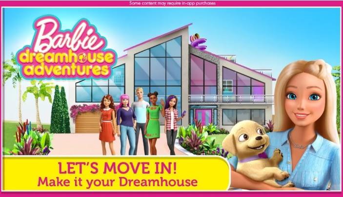 Barbie Dreamhouse Adventures 3