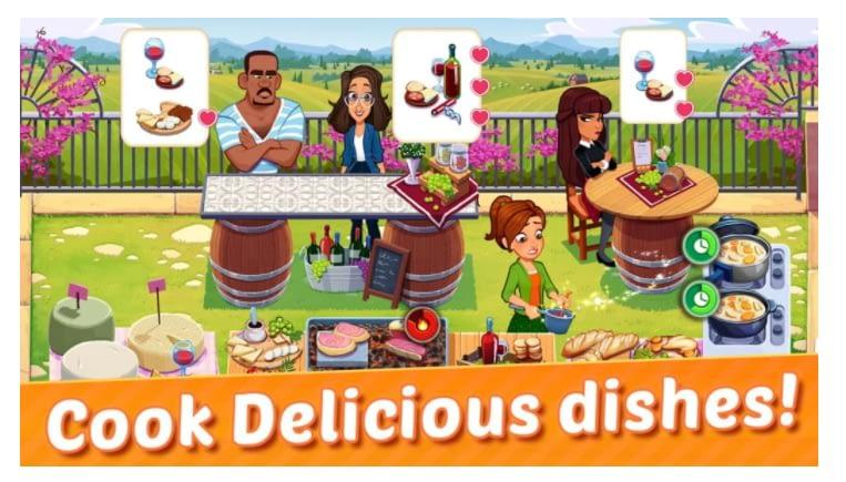 Delicious World.