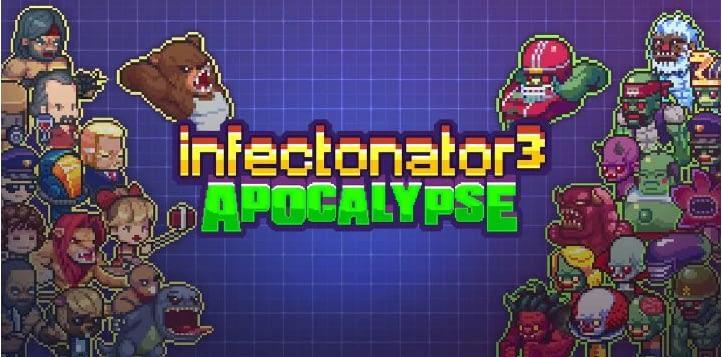Infectonator 3 Apocalypse MOD APK