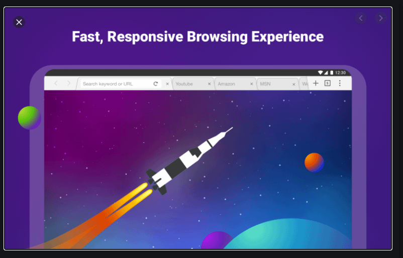 Puffin Browser Pro.