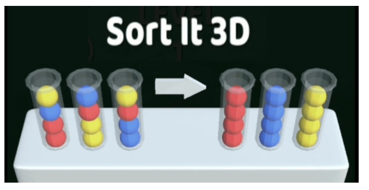 Sort It 3D